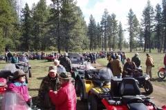 Eagle Creek Steak Ride